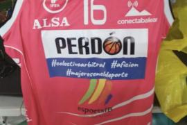 El Iberojet Palma pide perdón con su camiseta de juego