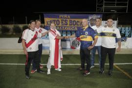 Boca Juniors-River Plate: horario y dónde ver el partido en Palma