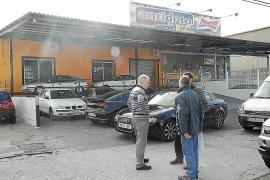 La Policía Local precinta dos discotecas ilegales en Son Castelló y Can Valero