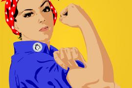 La Psico Woman habla del revuelo generado por su «chocho charla» en Palma