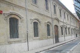El Centre de Recursos dejará el Quarter d'Intendència y se instalará en Ses Voltes