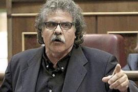 ERC se opondrá a la exhumación de Franco si el Gobierno no anula los juicios franquistas