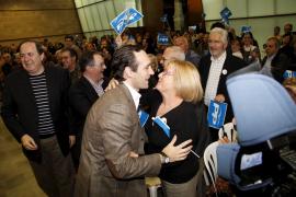 Bauzá, elegido presidente del PP al ganar a Delgado por una amplia mayoría