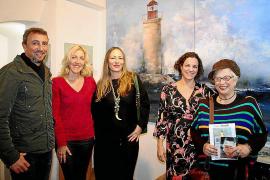 Exposición de Nuria Bosch en la galería de Aina Pastor