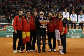 Carlos Moyà niega que vaya a ser capitán de la Copa Davis tras dejar el cargo Albert Costa