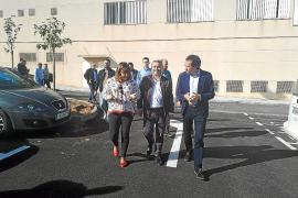 La nueva parada de buses de Inca favorecerá el acceso a la Serra de Tramuntana
