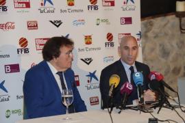 Rubiales: «La Federación donará 100.000 euros a los damnificados de Mallorca»