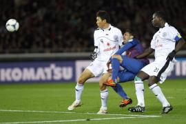 El Barcelona golea al Al Sadd por 4-0 y pierde a Villa