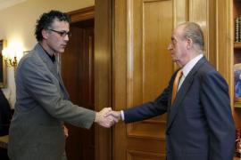 Errekondo pide al Rey que se implique en la resolución de  conflicto vasco