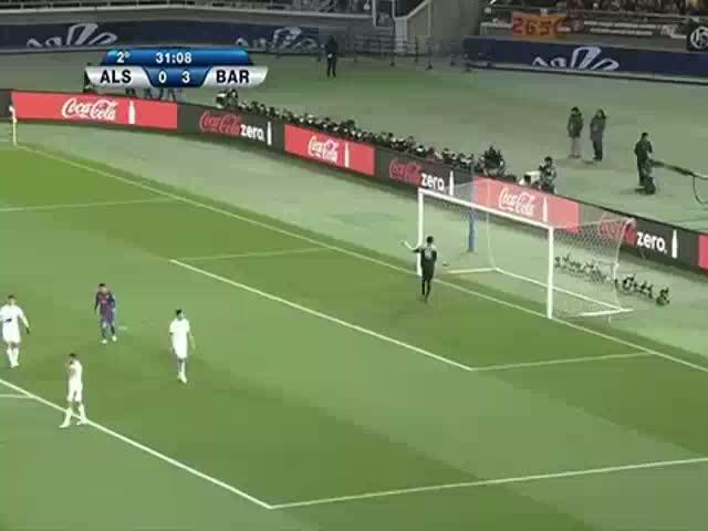 El Barça se mete en la final, pero se queda sin Villa