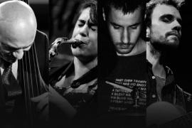Concierto de la Alternatilla Jazz Band en Fàbrica Ramis