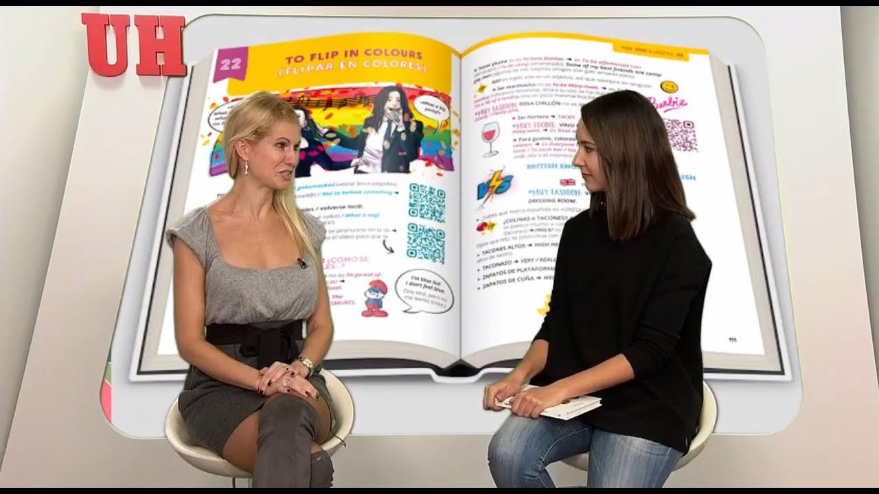 Amanda Jeffrey: el método definitivo para aprender inglés