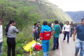Mueren siete futbolistas menores en un accidente de tráfico
