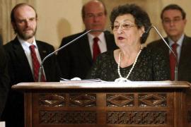 Francisca Aguirre, la poeta más «machadiana», Premio Nacional de las Letras