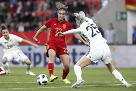 Mariona Caldentey y Patri Guijarro ayudan a España a firmar un gran empate ante Alemania