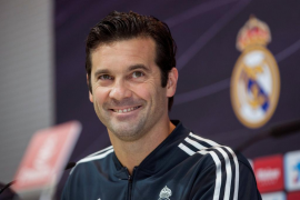 Solari dirigirá al Real Madrid hasta 2021
