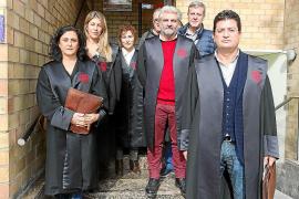 Abogados de oficio de Ibiza reclaman el pago urgente de unos 400.000 euros