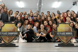Mega Kidz y The Rebel Society de la academia Empire of Dreams participarán en el World of Dance