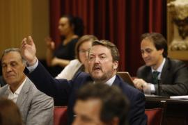 Camps (PP), sobre la polémica conferencia de Hazte oír en Palma: «Nadie ataca a las personas LGTBI»