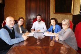 El Govern y el IMAS destinan 3,8 millones a los servicios sociales de Palma