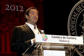 El Colegio de Economistas de Baleares entrega la Medalla de Oro de la Trayectoria Empresarial al fundador de Logitravel