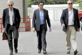 El Mallorca se ampara en la administración concursal para justificar la 'operación Alfaro'