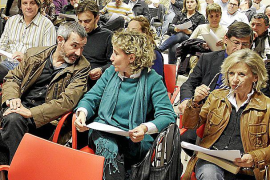 Nervios en el PSIB: los socialistas casi llegan a las manos