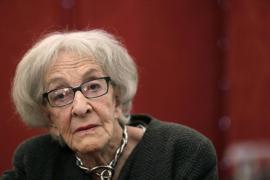 La poeta uruguaya Ida Vitale se hace con el Premio Cervantes 2018