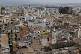 Casi la mitad de los vecinos peatonalizaría el centro de Palma