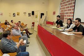 El acuerdo con Podemos garantiza un escaño del Parlament a Esquerra Unida
