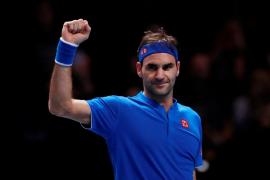Federer disputará las semifinales del Masters