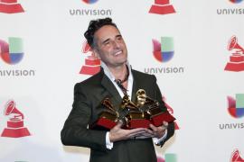 Jorge Drexler brilla en unos repartidos Grammy Latinos