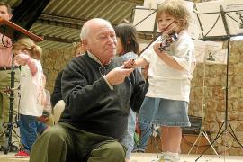 Fallece en Palma el violinista, compositor y pedagogo Bernat Pomar
