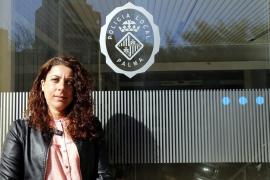 Angélica Pastor hace un llamamiento a la ciudadanía para localizar al pirómano