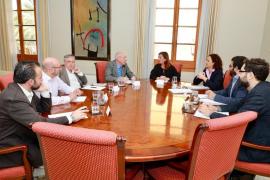 Agentes sociales y económicos de Baleares valoran con «satisfacción» los avances en el REB