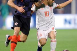 El croata Lovren se mofa de Ramos y de la selección española