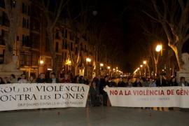 Concentración este sábado por la mujer asesinada por su expareja en Palma