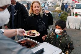 Más de 1.000 desaparecidos en el incendio de California, que se ha cobrado ya 74 víctimas