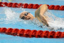Melanie Costa bate el récord de los campeonatos en los 200 libre