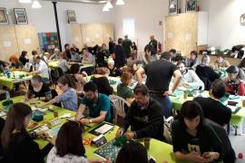 Manacor celebra este fin de semana la octava edición del 'Campionat Mundial de Scrabble en català'