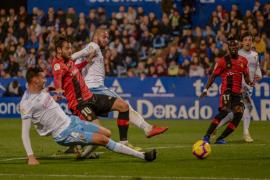 El Mallorca se deja dos puntos de oro en Zaragoza