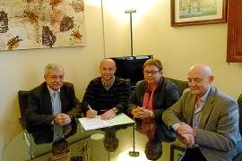 Acuerdo entre Tirme y el Ajuntament para liquidar a plazos la deuda pendiente