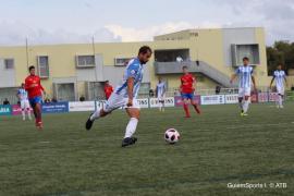 Hugo Díaz eleva al Atlético Baleares en un partido loco