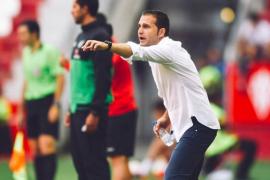 José Alberto López sustituye a Baraja en el banquillo del Sporting