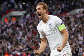 Kane deja a España sin fase final en la Liga de las Naciones