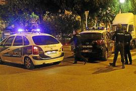La policía detiene a un joven por amenazar e intentar estrangular a su ex novia en Palma