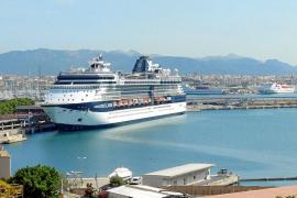 Turquía quitará escalas de cruceros a Mallorca durante todo el año 2019
