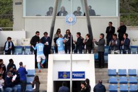 El partido entre la UD Ibiza y el Don Benito, en imágenes (Fotos: Daniel Espinosa).