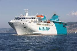 Baleària empieza a operar  entre Estados Unidos y las Bahamas
