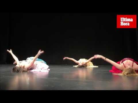 Helwa fusiona la danza oriental con los clásicos en Palma